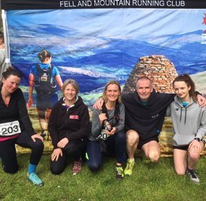 SUGAR LOAF FELL RACE    (6-4-19)