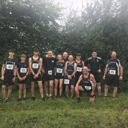 Rob Lally (aka Llanigon Fell Race) Run 2019