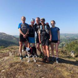 Kington 8 Peaks. 21/09/2019. The Carter Cartel juggernaut is unstoppable.