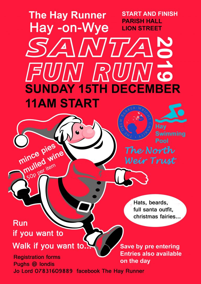 The Hay Santa Run