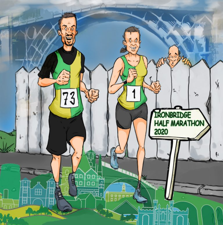 Ironbridge Half Marathon 13.1 Miles (29/03/2020)