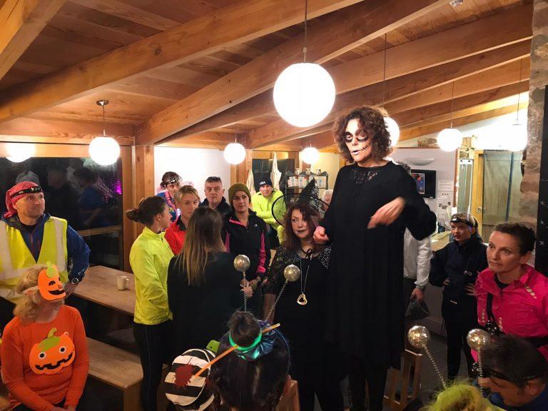 Talgarth Halloween Fun Run   (31/10/2019)